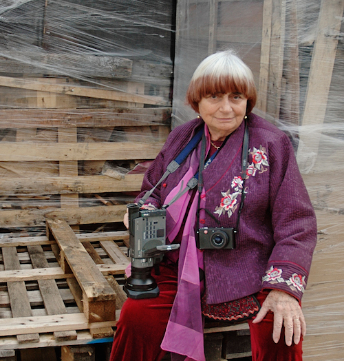 Agnes Varda Still 2014