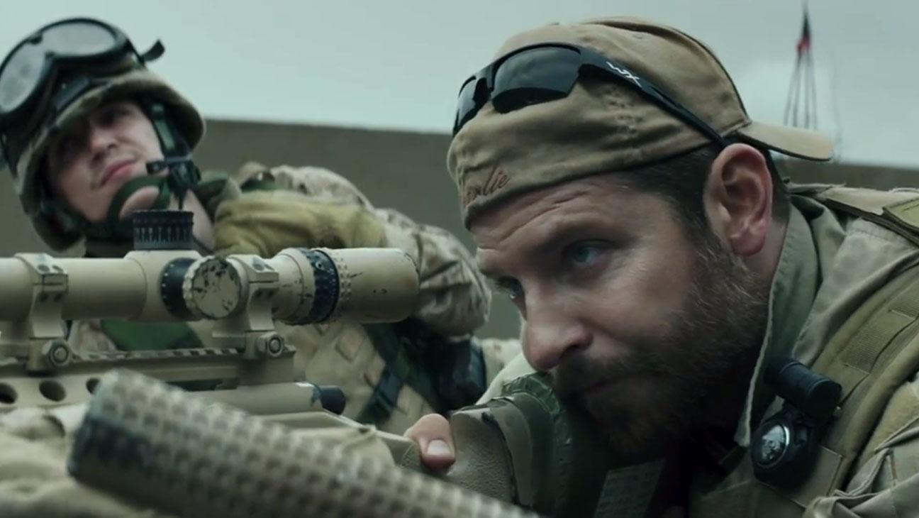 American Sniper Still - H 2014