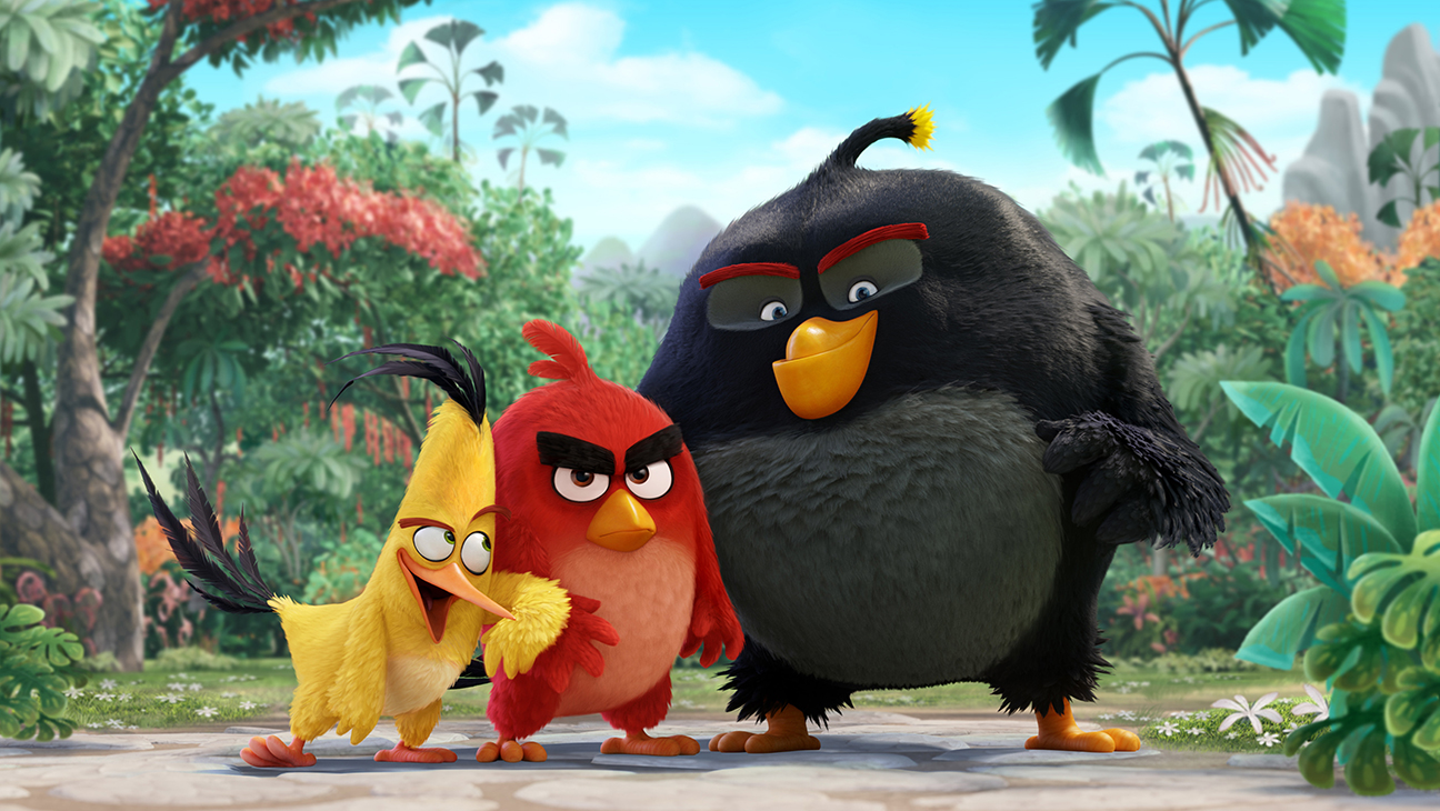 Angry Birds Movie H 2014