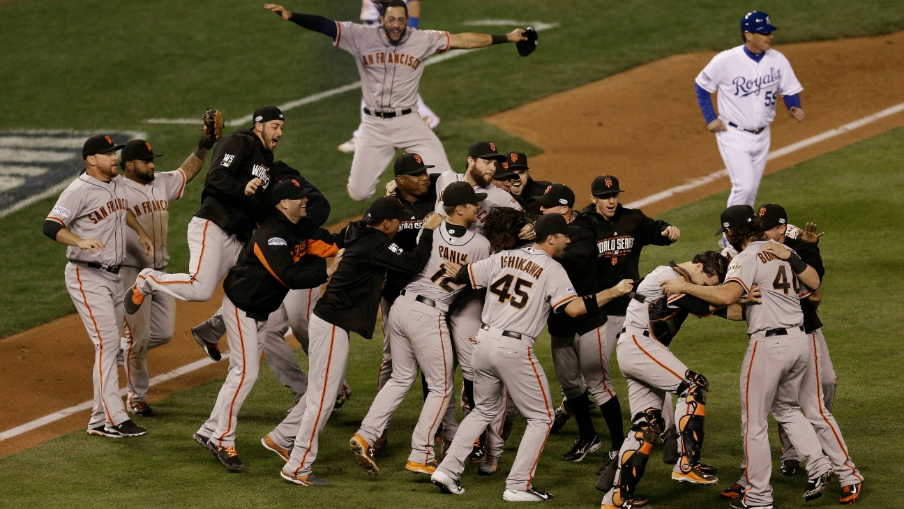San Francisco Giants Win World Series - H 2014