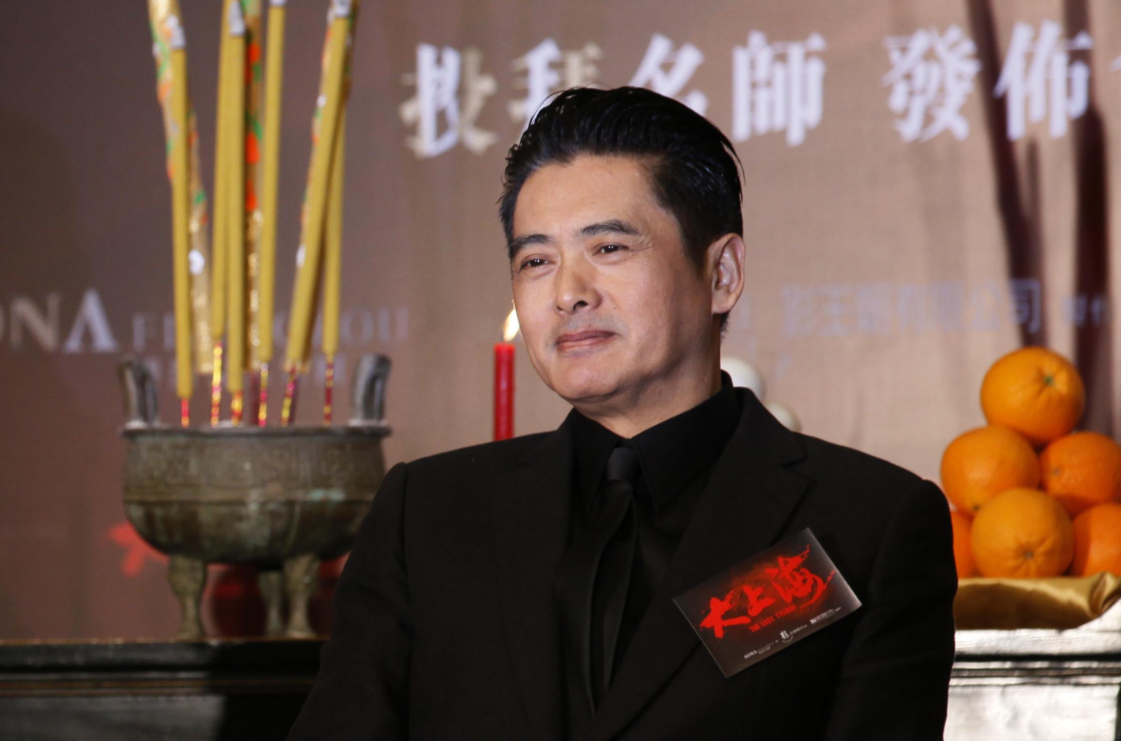 Chow Yun-Fat H 2014