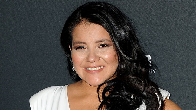 Misty Upham August Osage Premiere - H 2014