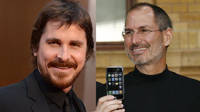 Christian Bale Steve Jobs - H 2014