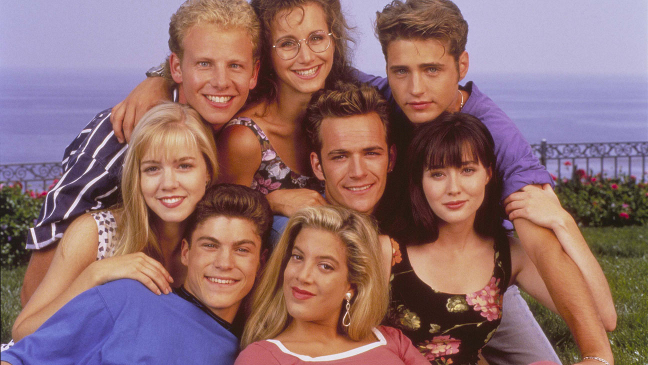 Beverly Hills 90210 Cast - H 2014
