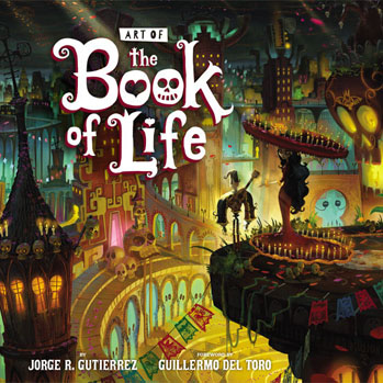 Book of Life Cover - P 2014