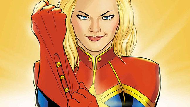 Captain Marvel - H 2014