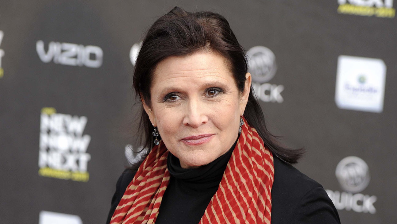 Carrie Fisher - H 2014