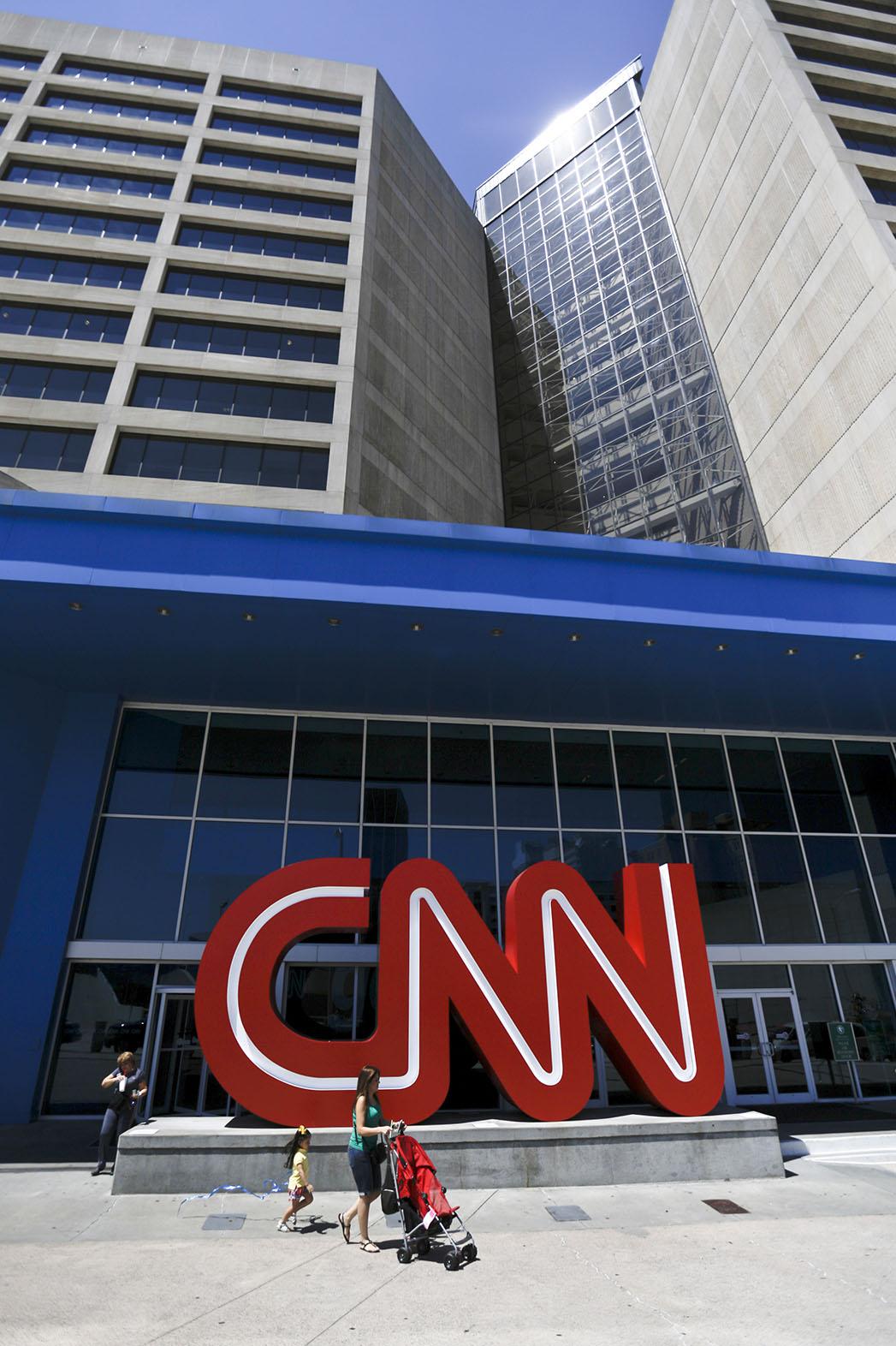 CNN Building - P 2014
