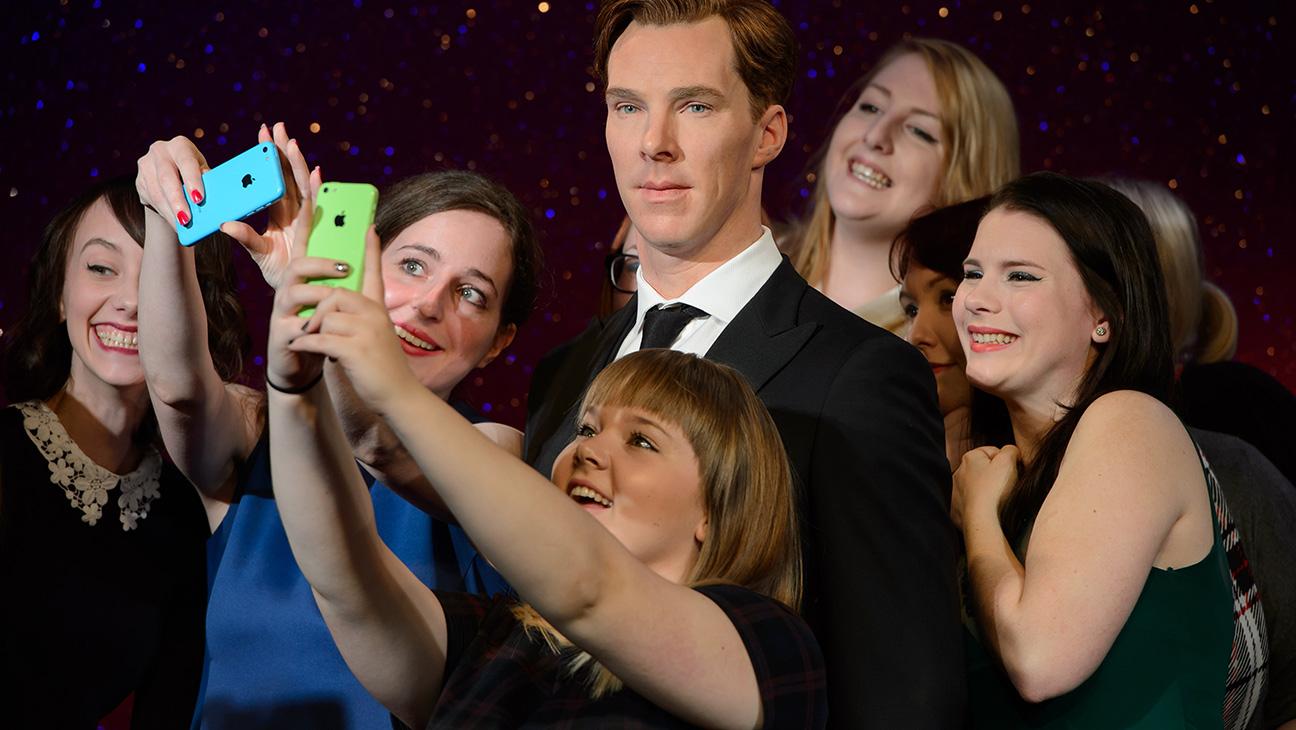 Benedict Cumberbatch Madame Tussauds Waxwork