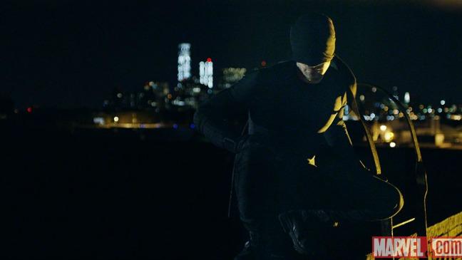 Daredevil Suit - H 2014