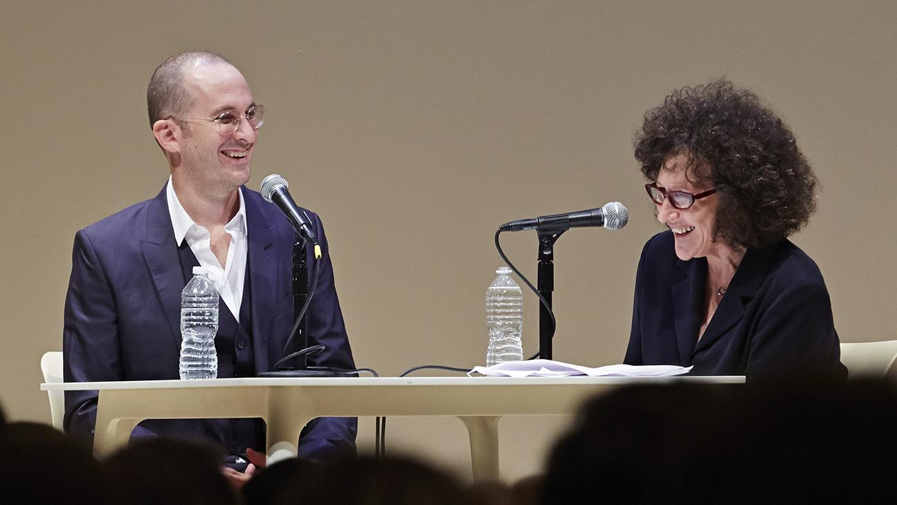 Darren Aronofsky Lynne Tillman H 2014
