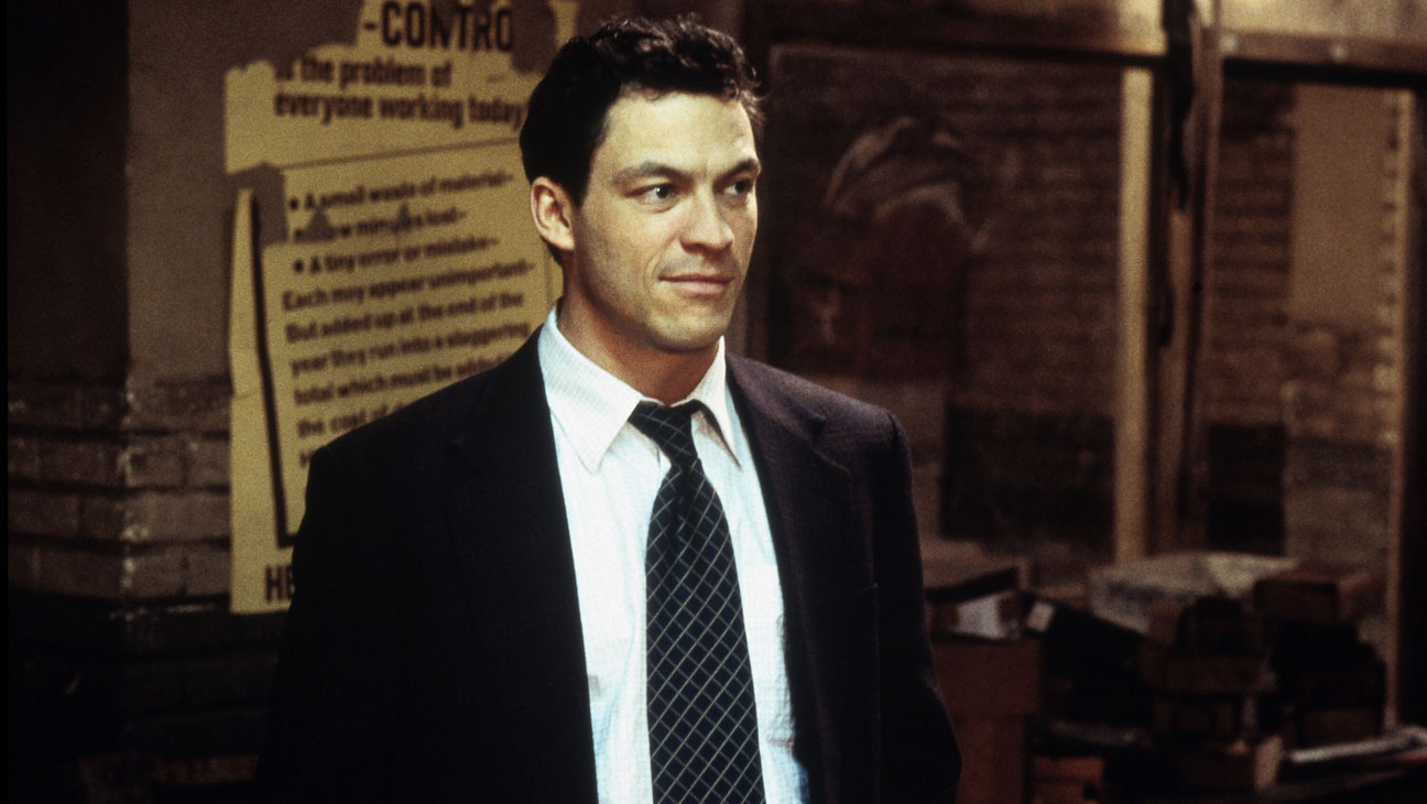 Dominic West The Wire - H 2014