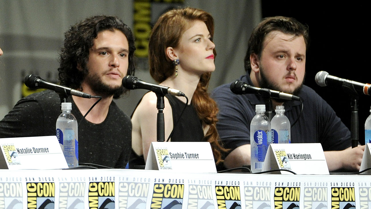 Game of Thrones Comic-Con - H 2014
