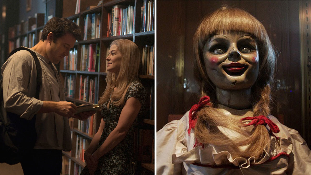 Gone Girl Annabelle - H 2014