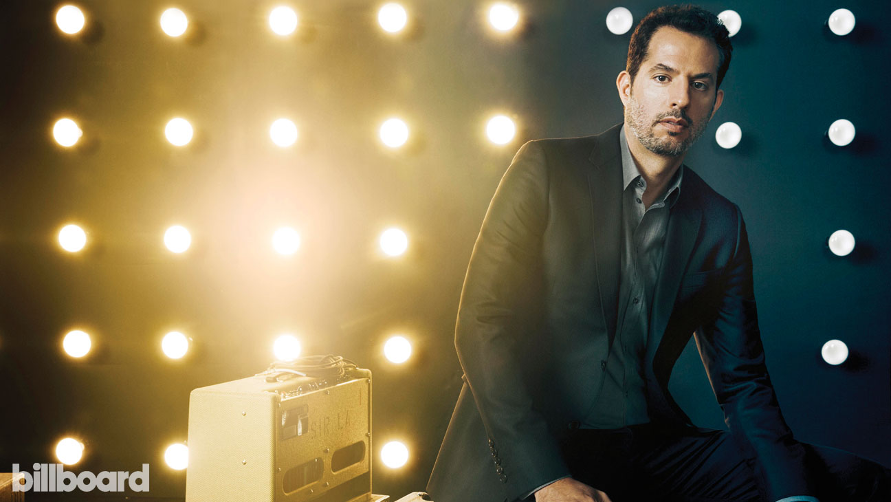 Guy Oseary Billboard - H 2014
