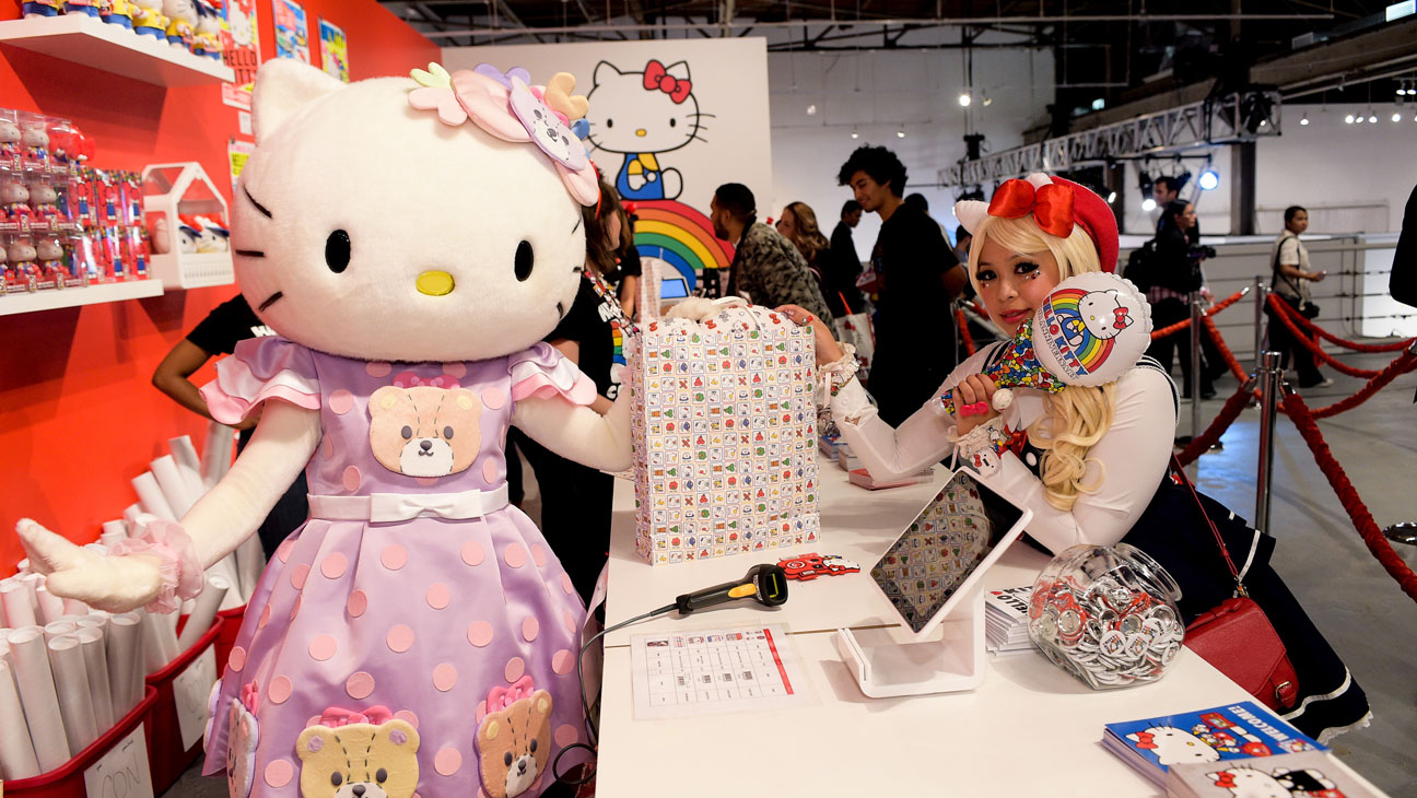 Hello Kitty Convention - H 2014
