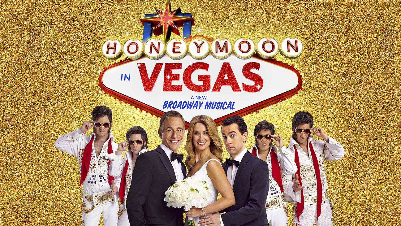 Honeymoon in Vegas Art - H 2014