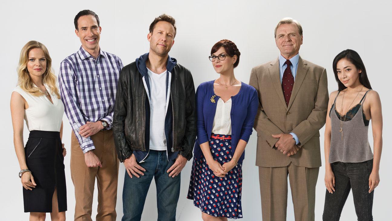 Impastor Cast TV Land - H 2014