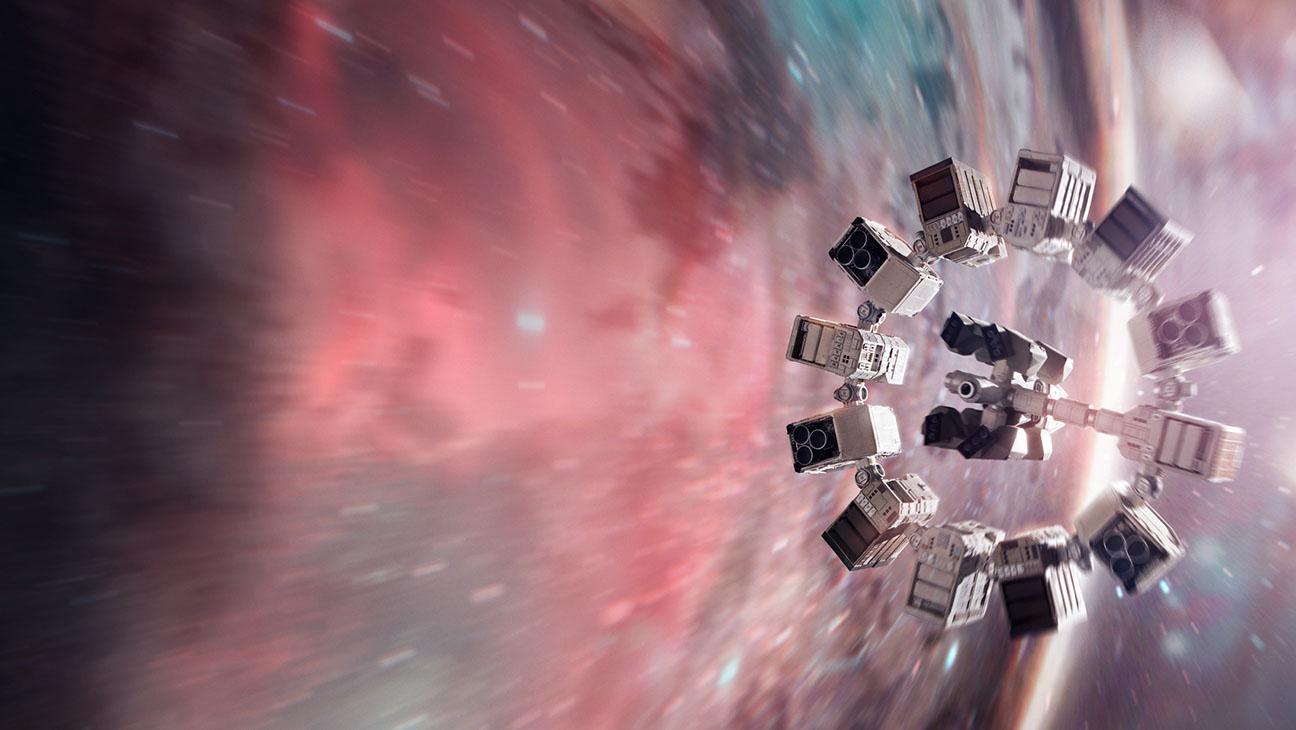 Interstellar Art - H 2014
