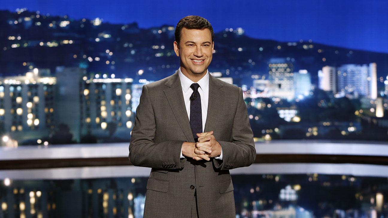 Jimmy Kimmel Hosting - H 2014
