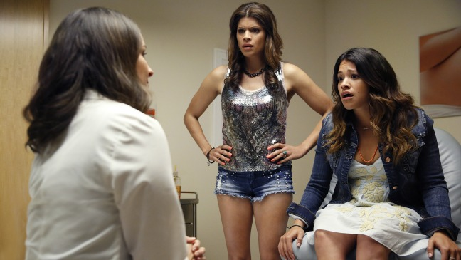 Jane the Virgin Premiere Still - H 2014