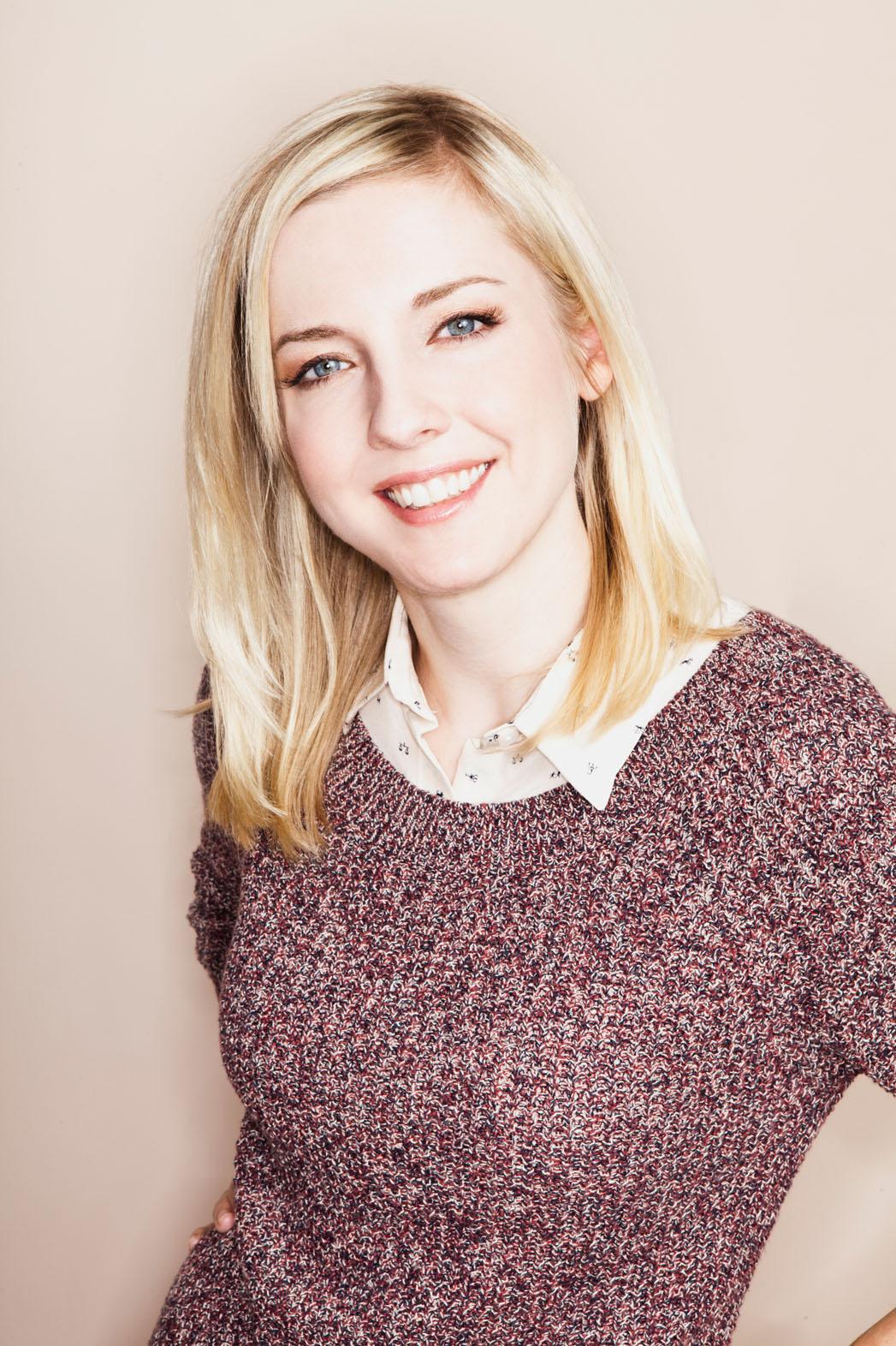 Katie Dippold Headshot - P 2014