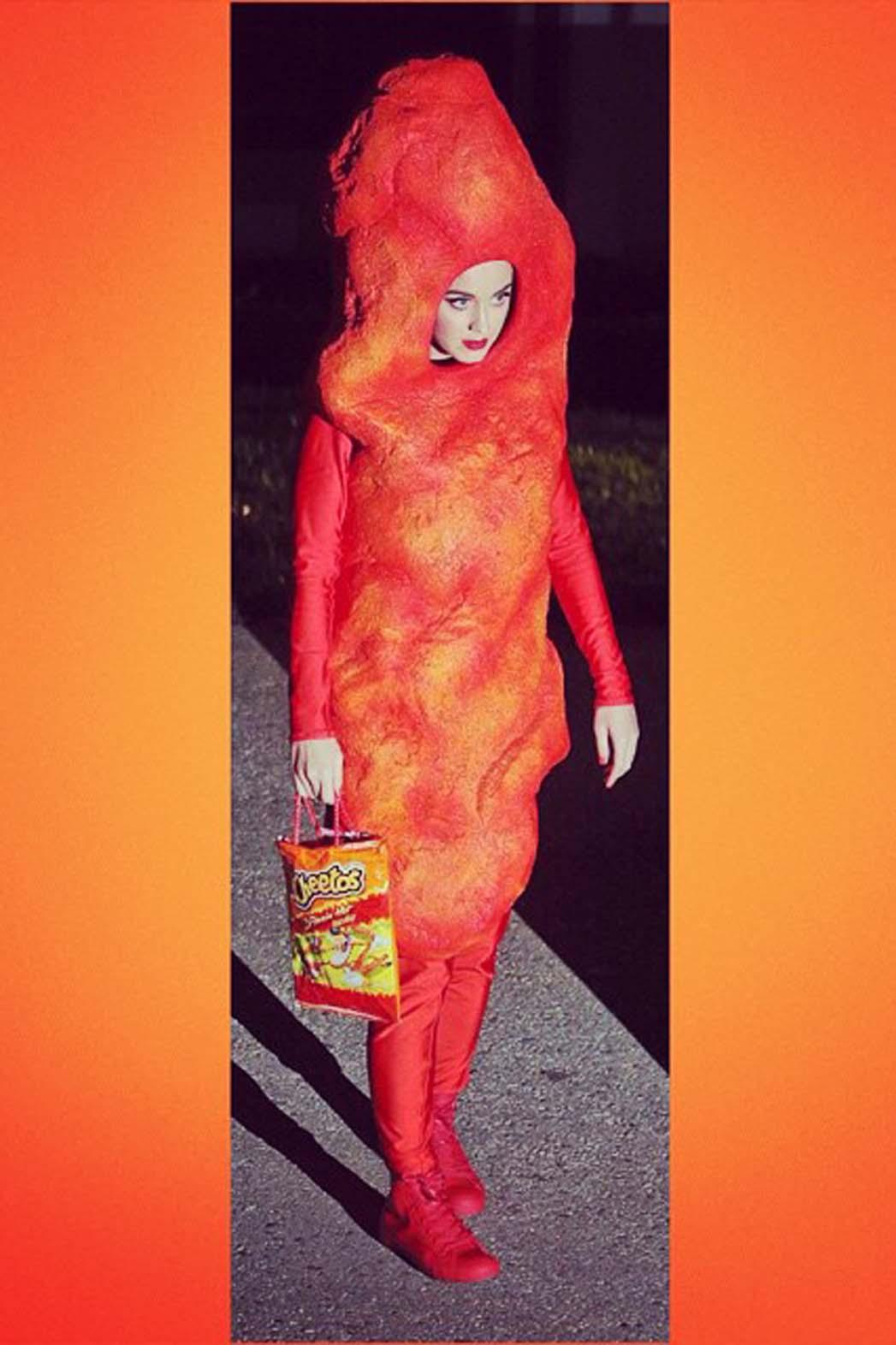 Katy Perry Flamin' Hot Cheeto - P 2014