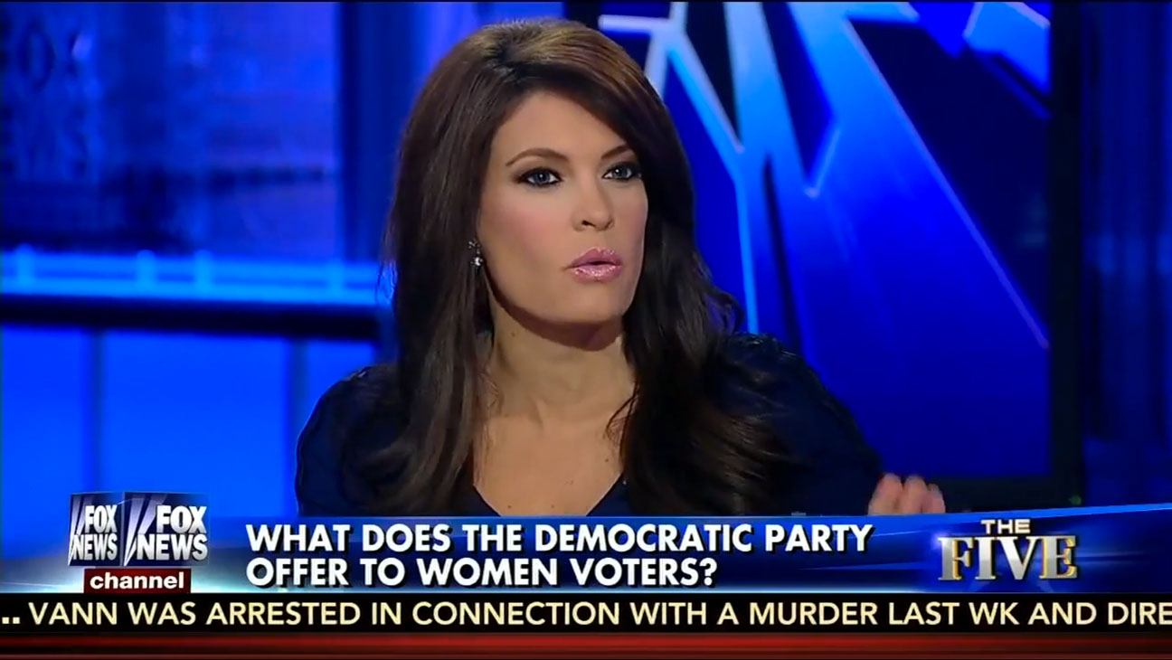 Kimberly Guilfoyle The Five Fox News - H 2014