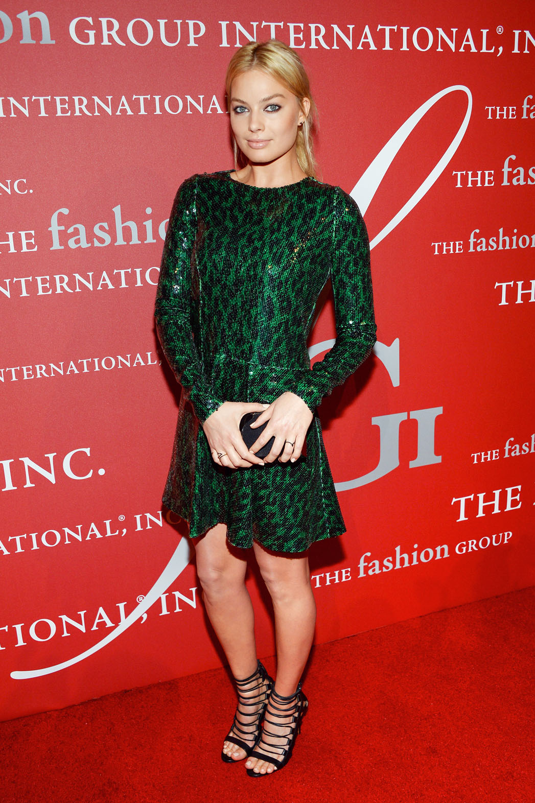 Margot Robbie Fashion Group International - P 2014