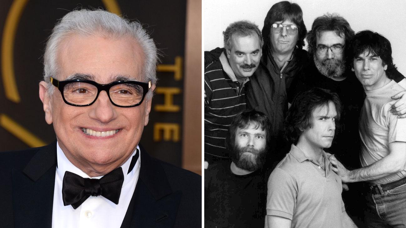 Martin Scorsese and the Grateful Dead Split - H 2014