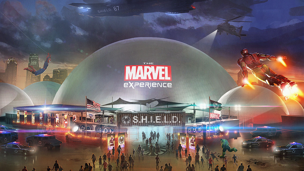 Marvel Experience Dome - H 2014