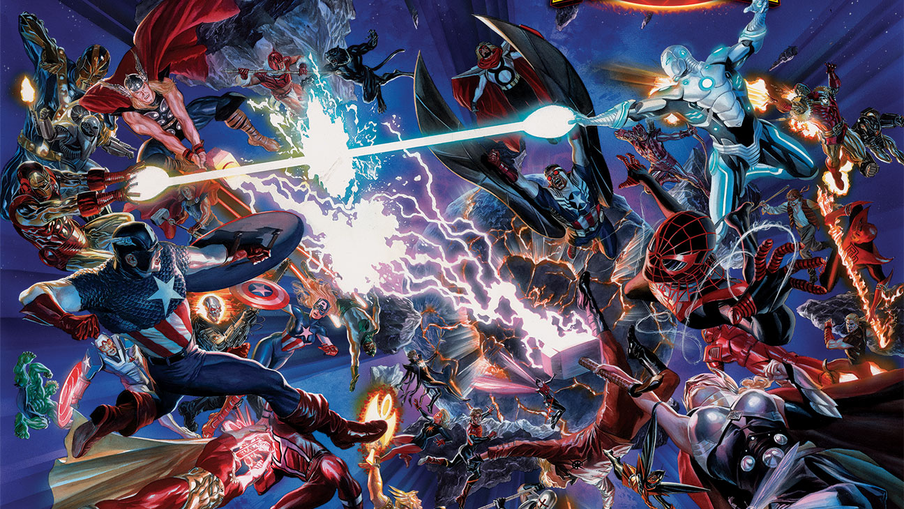 Marvel Secret Wars - H 2014