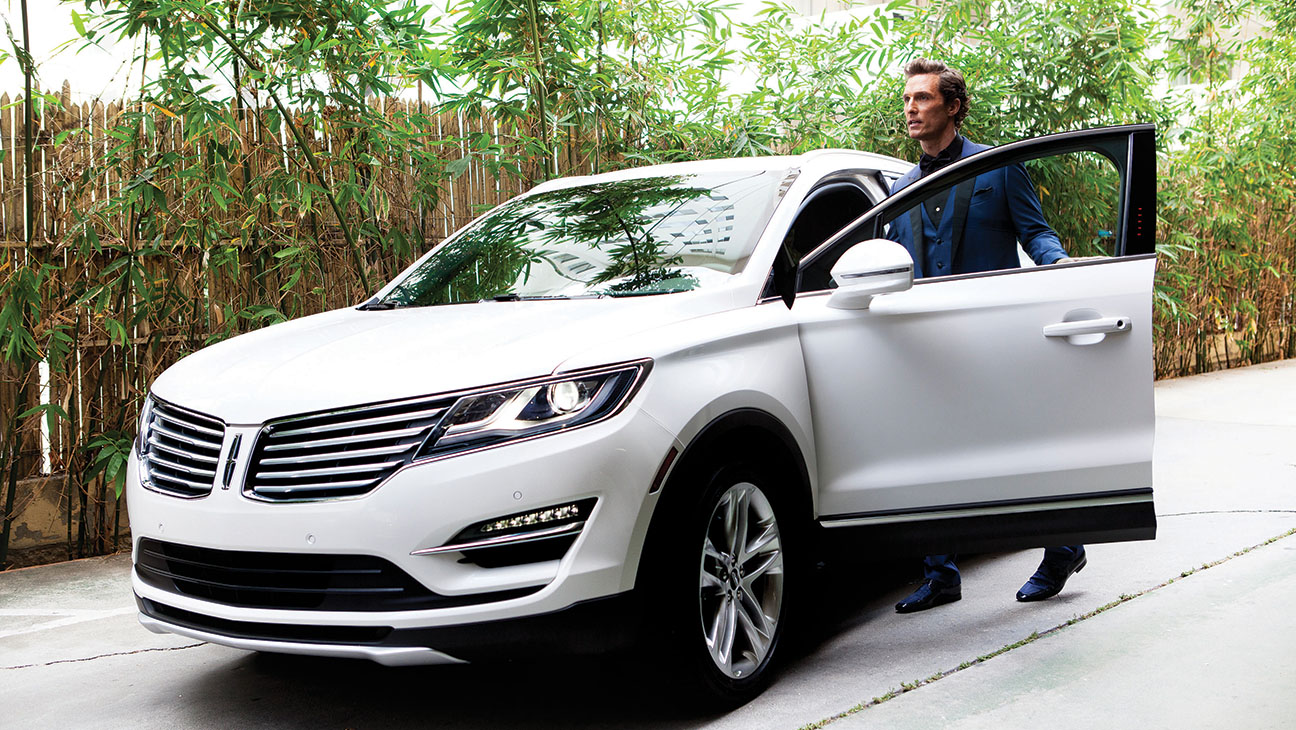 Matthew McConaughey Car Commercial - H 2014