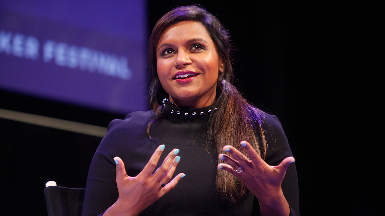 Mindy Kaling 15th annual New Yorker Festival - H 2014
