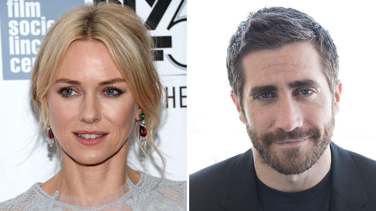 Naomi Watts Jake Gyllenhaal Split - H 2014