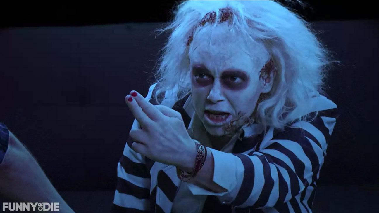 Natasha Lyonne as Beetlejuice - H 2014