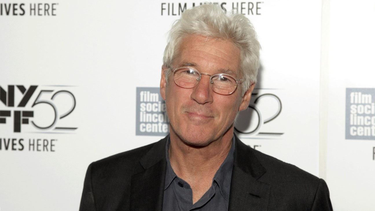New York Film Fest Richard Gere - H 2014