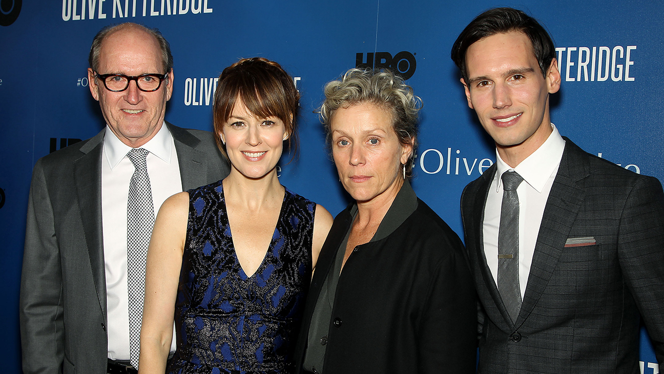 Olive Kitteridge Premiere Cast H 2014