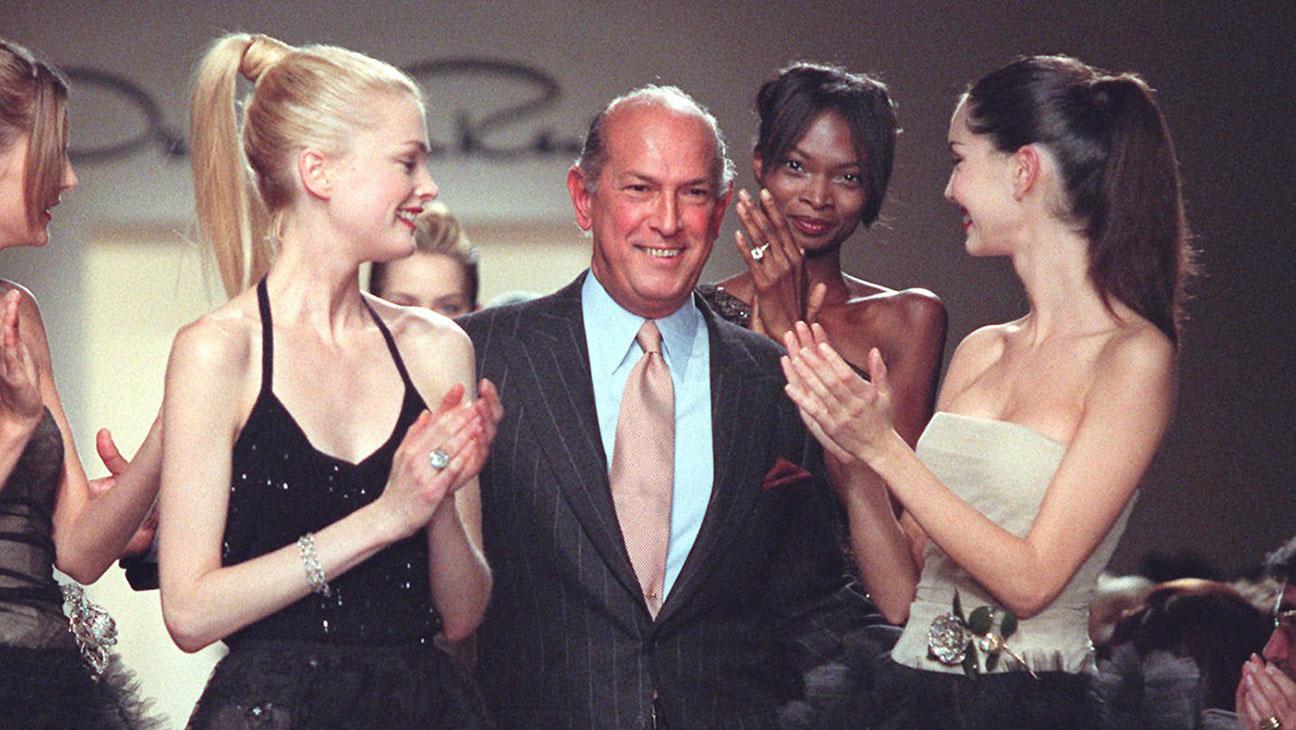 Fashion Designer Oscar De La Renta Dead At 82 Hollywood Reporter