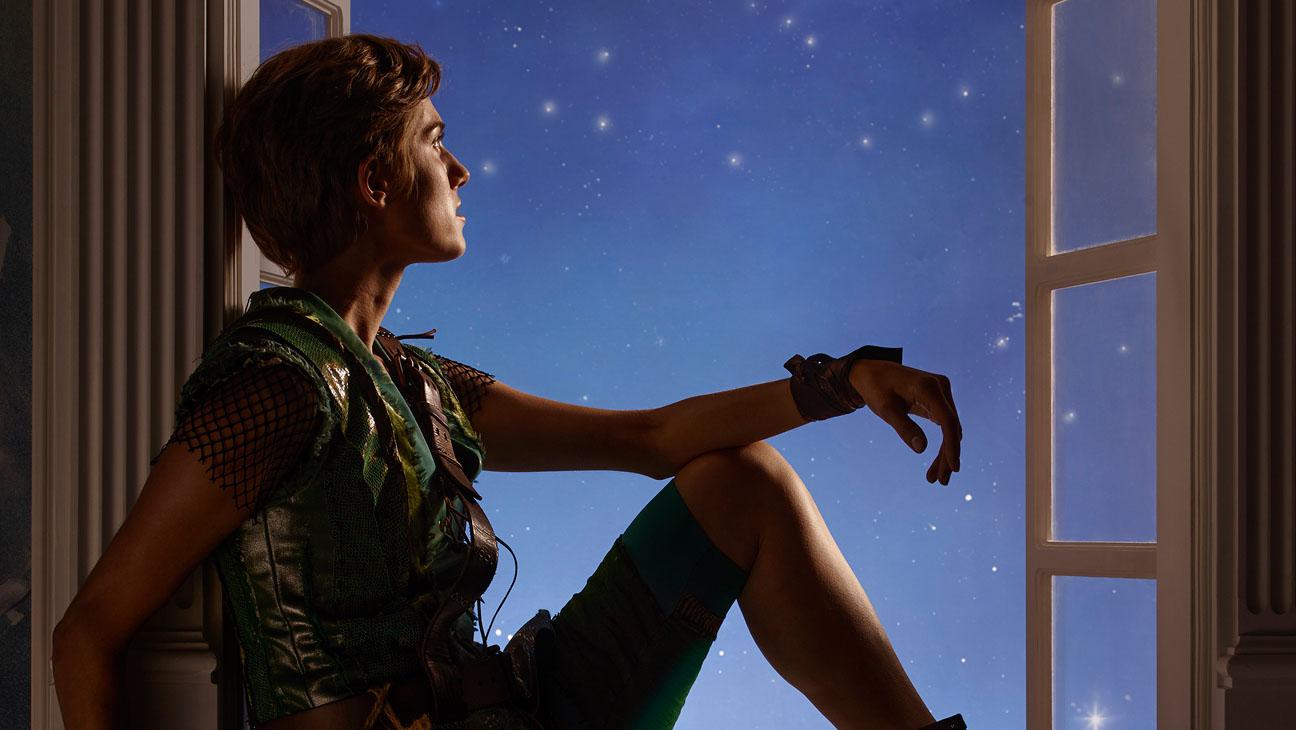 Peter Pan Live NBC - H 2014
