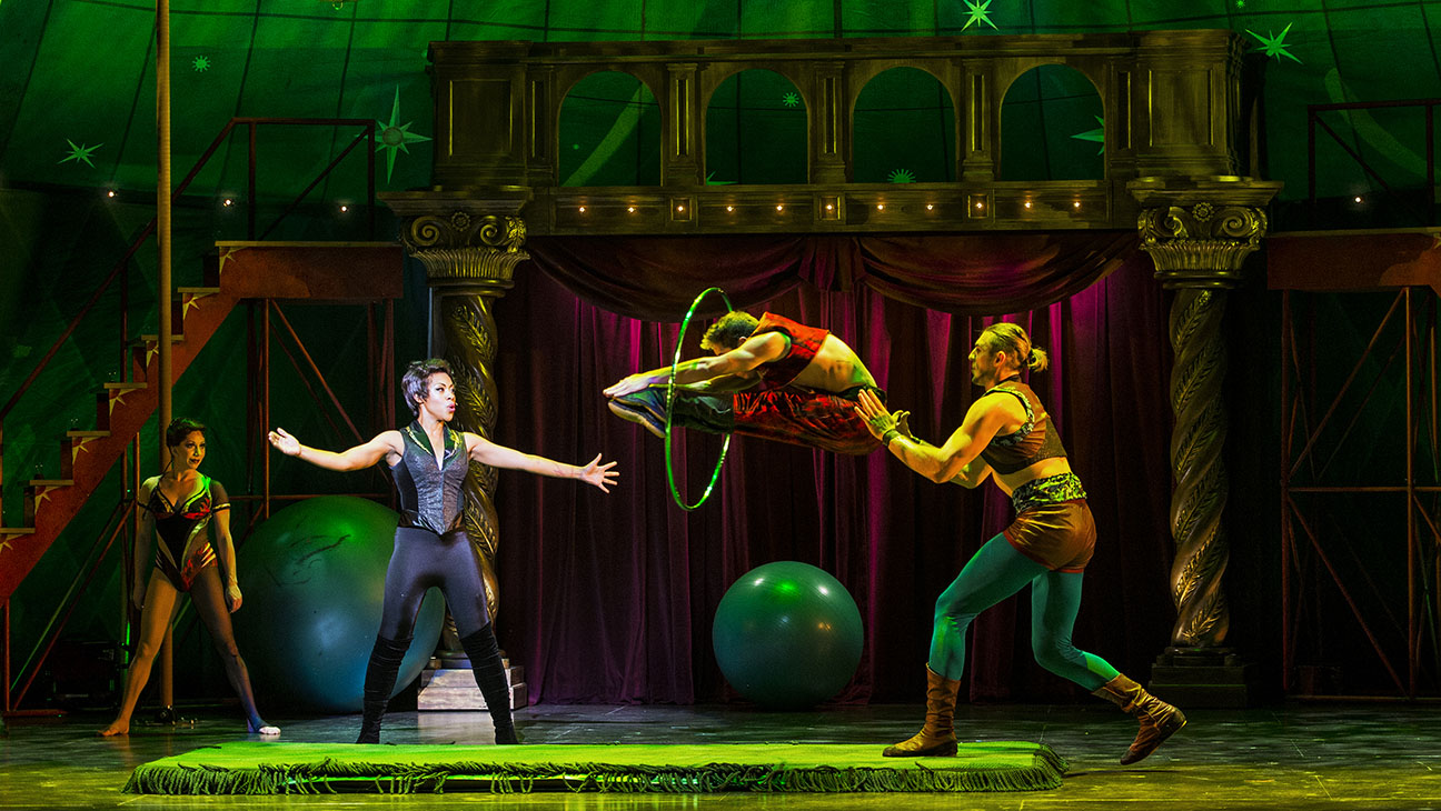 Pippin Production Still - H 2014
