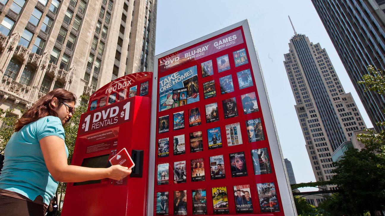 Redbox Kiosk Chicago - H 2014