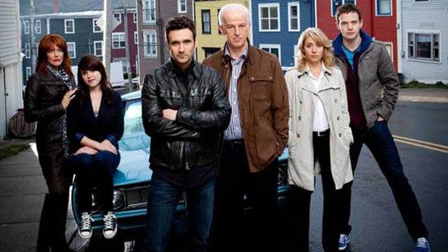 Republic of Doyle Cast - H 2014