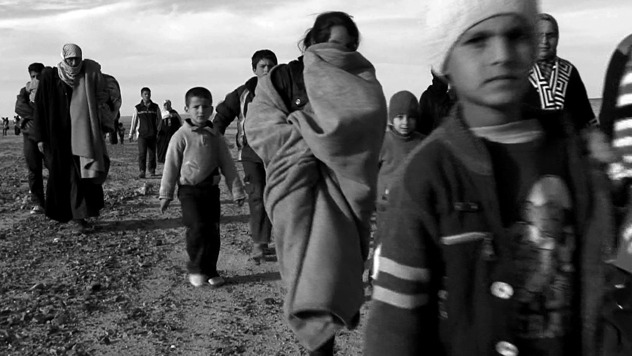 A Requiem for Syrian Refugees - H 2014