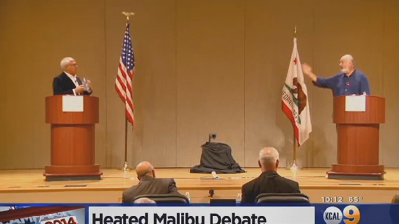 Rob Reiner Malibu Debate - H 2014