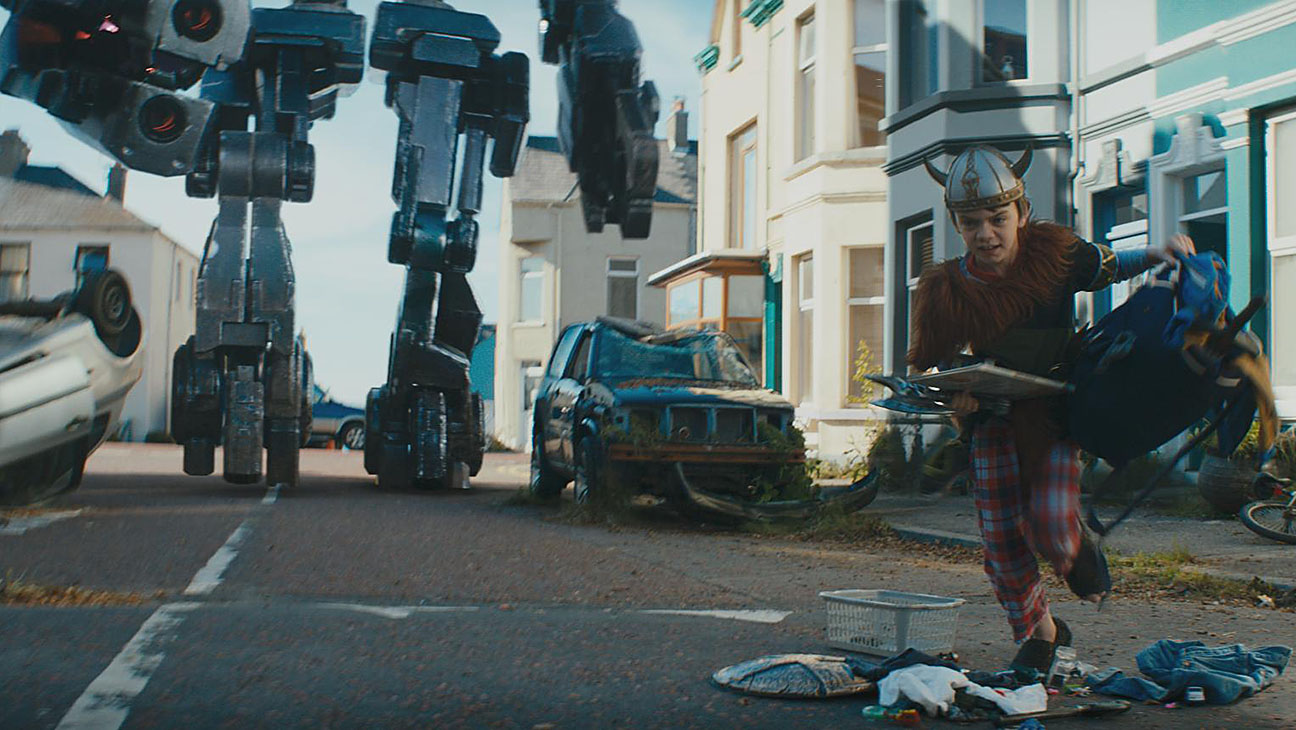 Robot Overlords Still - H 2014