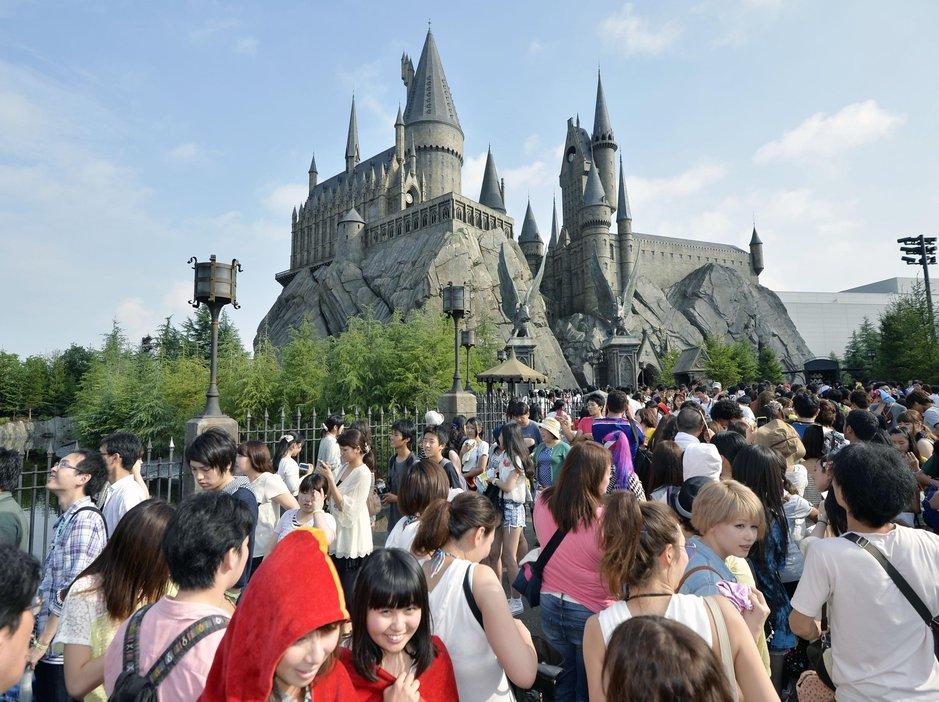 Universal Studios Japan 2 H 2014