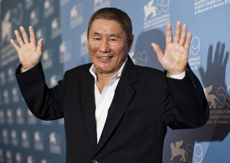 Takeshi Kitano H 2013