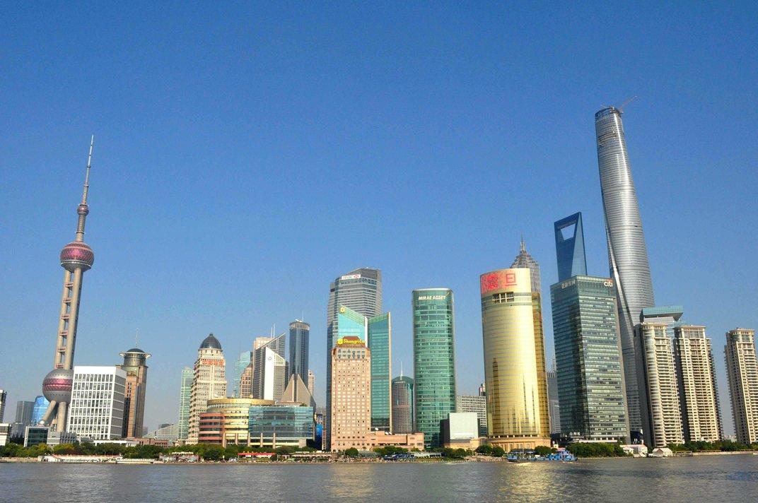 Shanghai Skyline H 2014