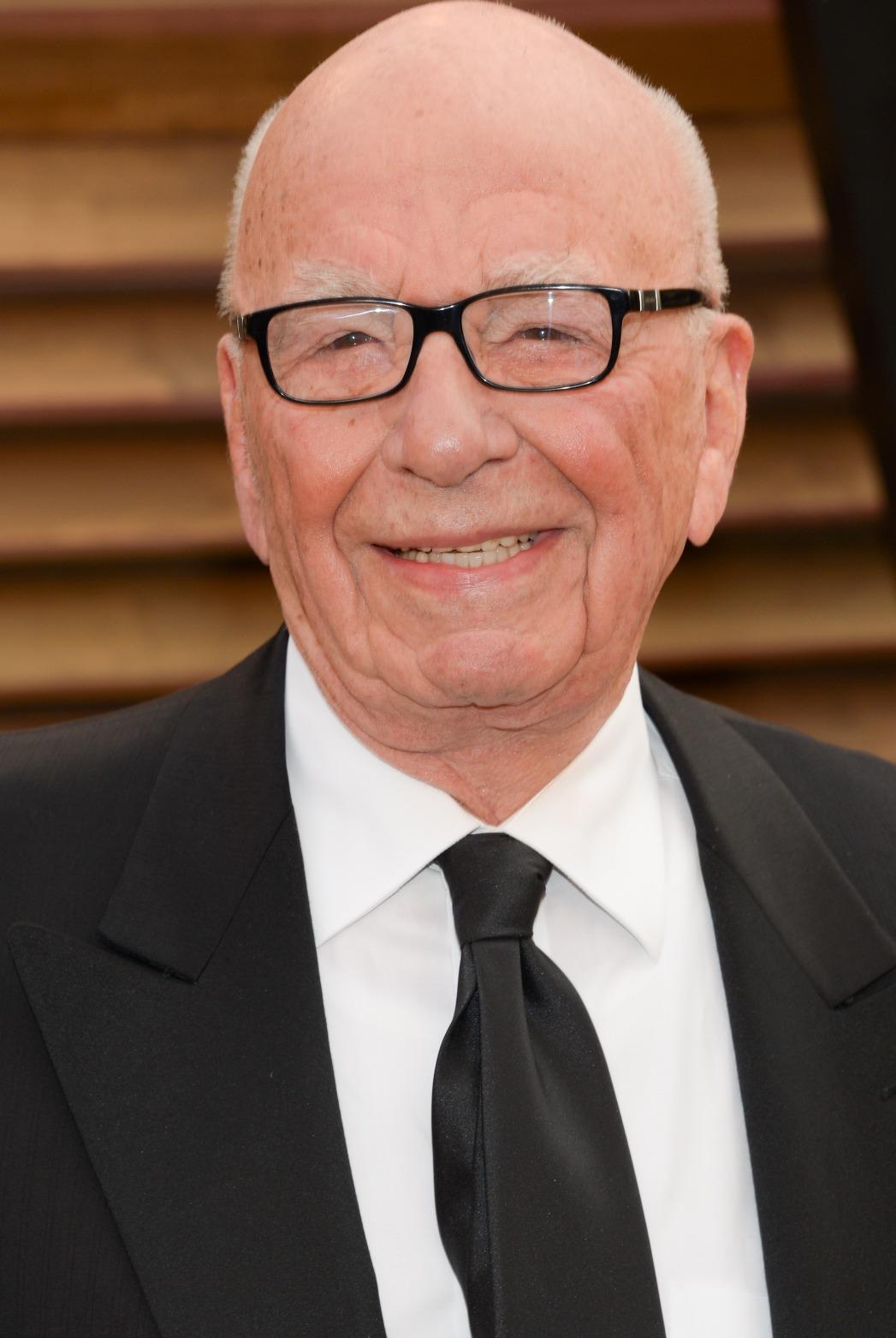 Rupert Murdoch - P - 2014